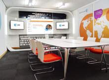Rolls Royce Meeting Rooms