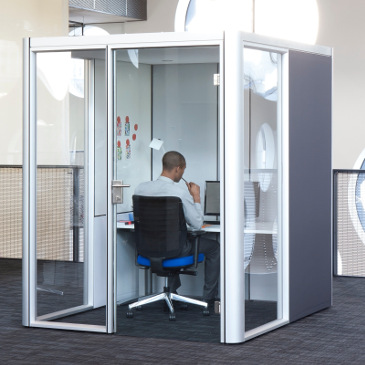 Cell pod workspace