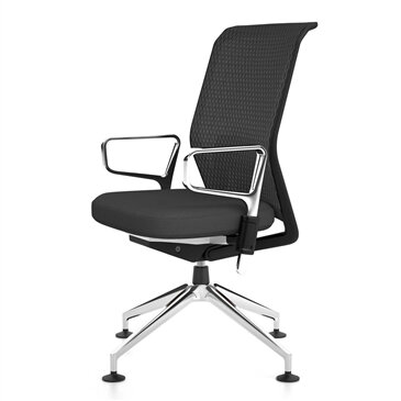 ID Mesh meeting chair, developed by Antonio Citterio for Vitra