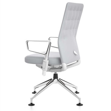 ID trim meeting chair, developed by Antonio Citterio for Vitra