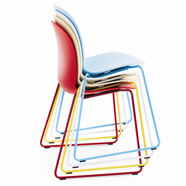 Stackable Noor conference chair