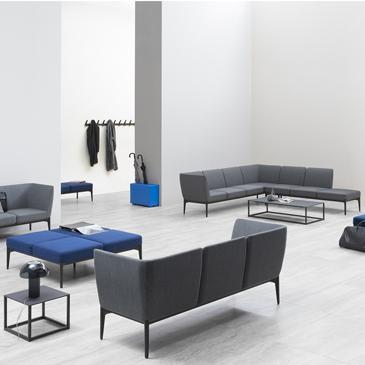 Social modular seating