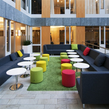 U-Sit modular seating