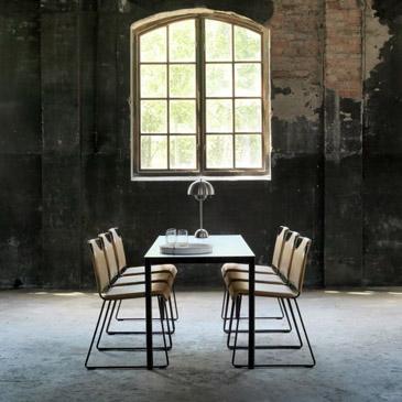 Dandy chair in situ