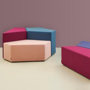 Hitch Mylius hm42 Prism public seating 1
