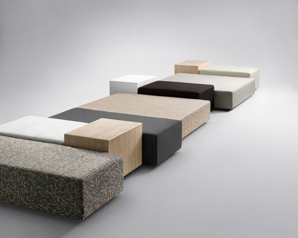 Offecct islands by Jean Marie Massaud