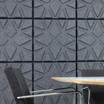 Soundwave Sound absorbing panels