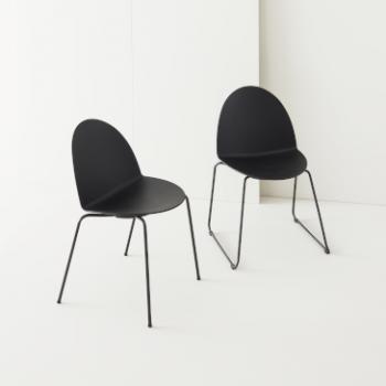 Segis Camel chairs black