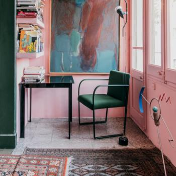 Acros chair green