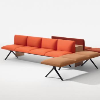 Kiik seating module reds