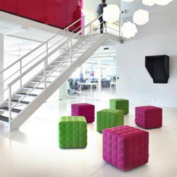 Buzzicube 3D Cube Seats