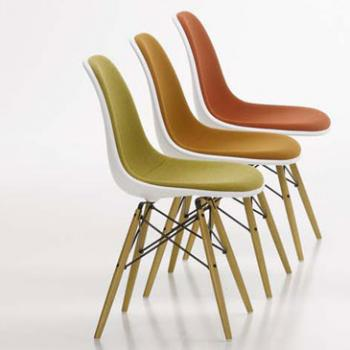 DSW Eames plastic chairs
