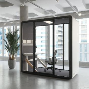 Kolo Duo private office pod