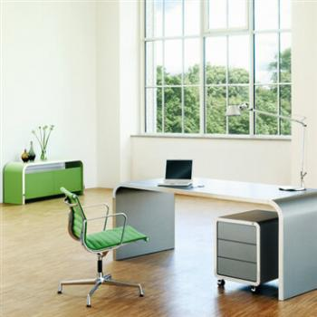 Mueller Highline desk, from Mueller.