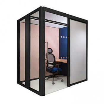 Hoozone single occupancy booth