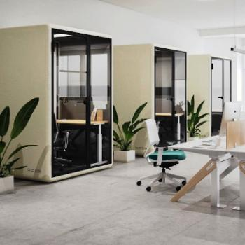 Kolo Midi private workspace pod