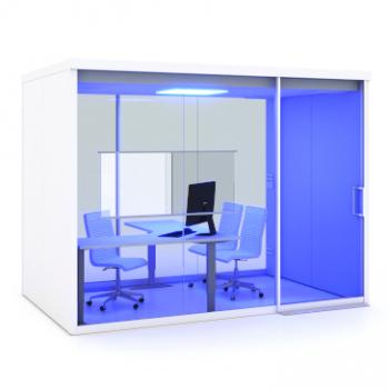 Groupspace L pod with bluelight