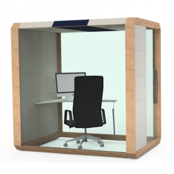 Meeting box private office
