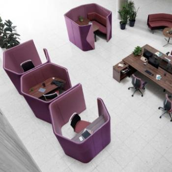 Pods individual workspaces