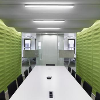C-SS Freestanding large meeting room