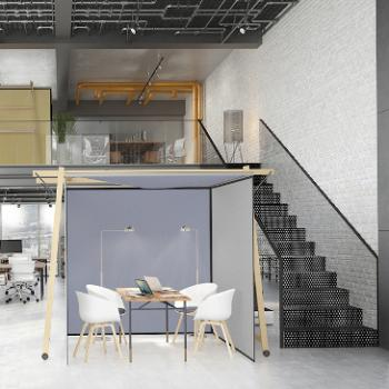 Skyroom Office modular meeting space