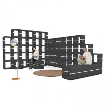 Movisi U-Cube to create breakout space