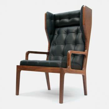 Wingback and Double Wingback Chairs