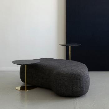 Hitch Mylius hm63 pebble in reception area