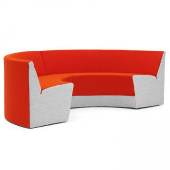 King modular seating by Thomas Sandell for Offiecct