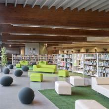 Bibli Library Shelving