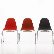 3 Eames Plastic Side Chair DSS linking