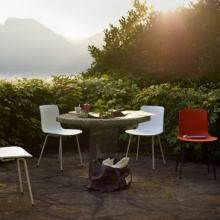 Hal Chair, developed by Jasper Morrison with Vitra.
