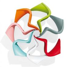 Panton Junior chair assortment of colours