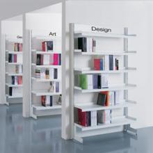 Text Library Shelving