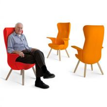 HM82 chair, by Hitch Mylius.