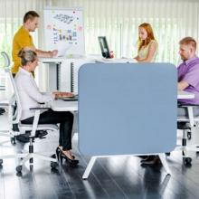 Stand up flexible work environment