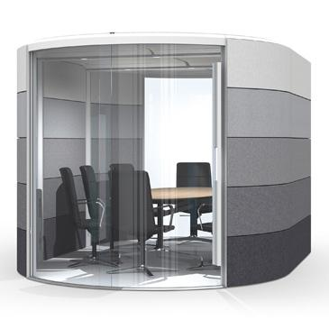 Air 10-17 Meeting Pods