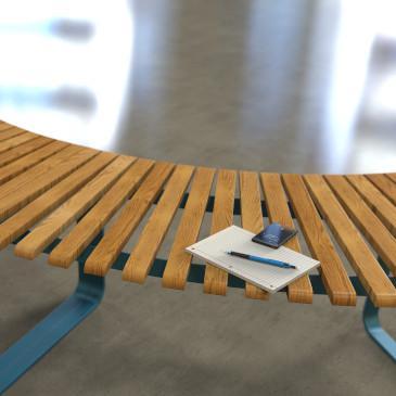 IOU Bench