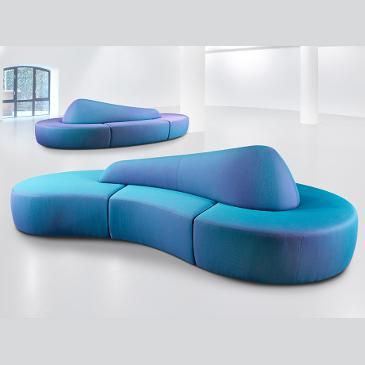 Bloid freeform seating