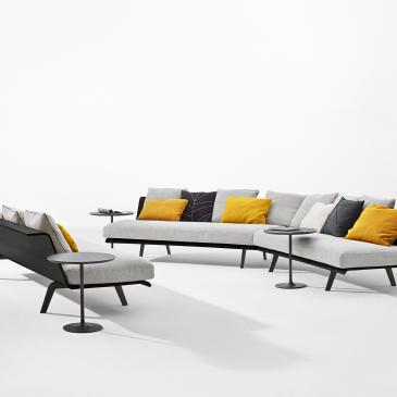 Zinta Lounge Seating System