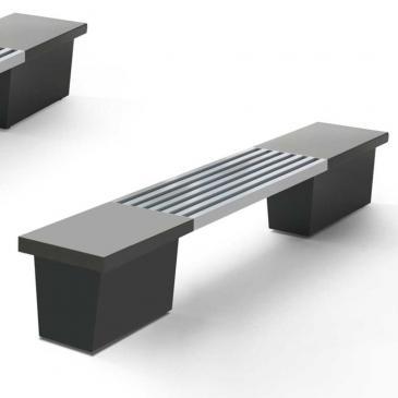Abracadabra modular bench