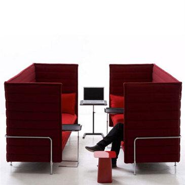 Alcove Sofa Working Environments