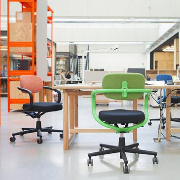 Allstar Chair Working Environments Furniture