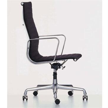 aluminium Group chair EA117 and EA119
