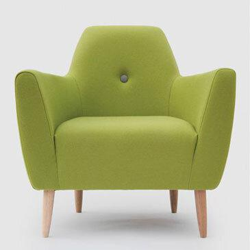 Alwyn Sofa and Armchair