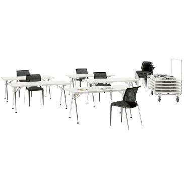 Click Folding Table