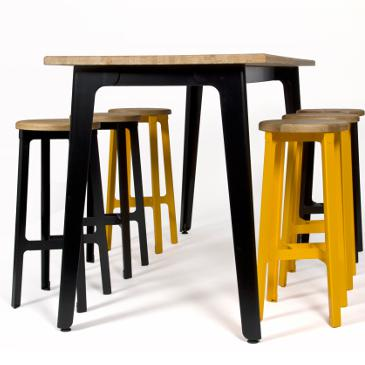 Fold Table & Benches
