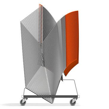 Curvy Stacking Chair