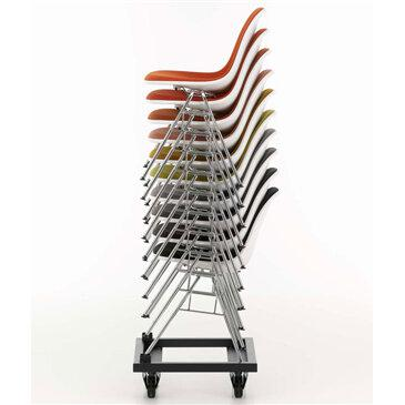 Eames DSS-N Plastic Stacking Chair