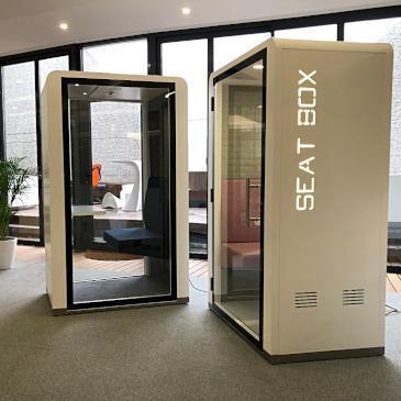 Procyon Seat Box Working Environments Furniture